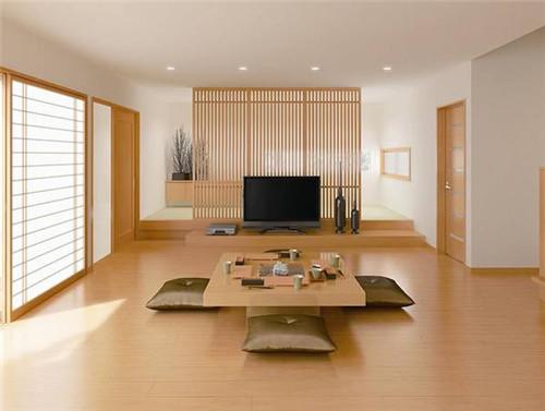 日系装修的风格特点和材料选择